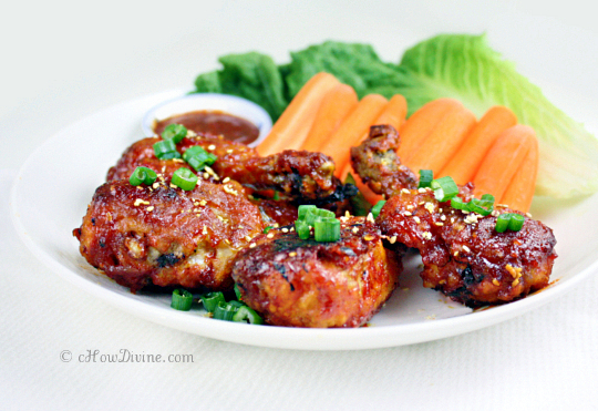 "Korean-Style Sweet and Spicy Chicken ""Wings"" - cHow Divine...cHow ..."