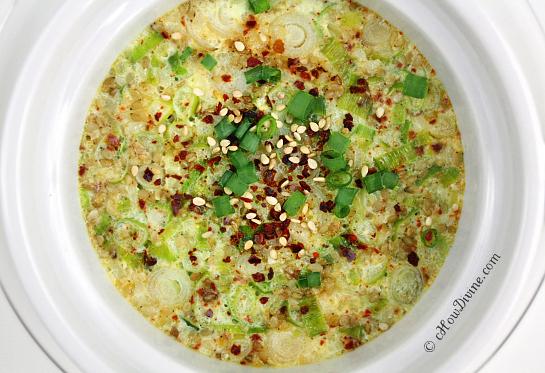 Gyeran Jjim Korean Steamed Silken Eggs