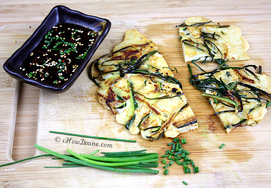 Pajeon: Korean Scallion Pancake Recipe | David Lebovitz