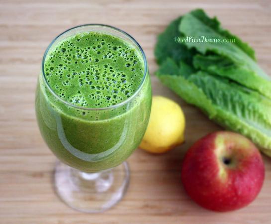 Green Detox Smoothie | cHowDivine.com