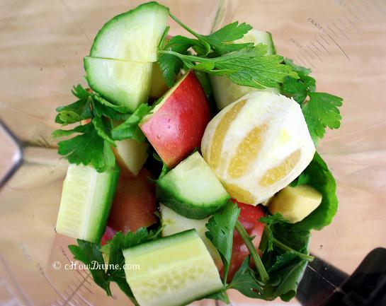Healthy Green Smoothie | cHowDivine.com