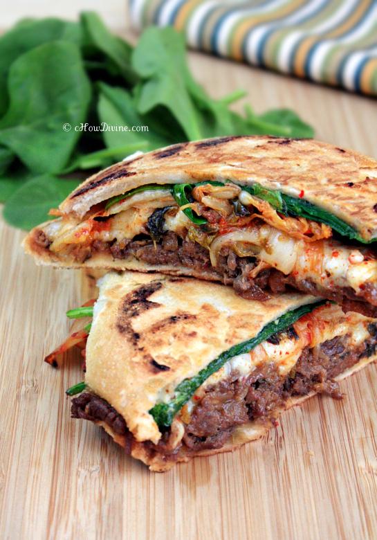 Kimchi Bulgogi Sandwich | cHowDivine.com