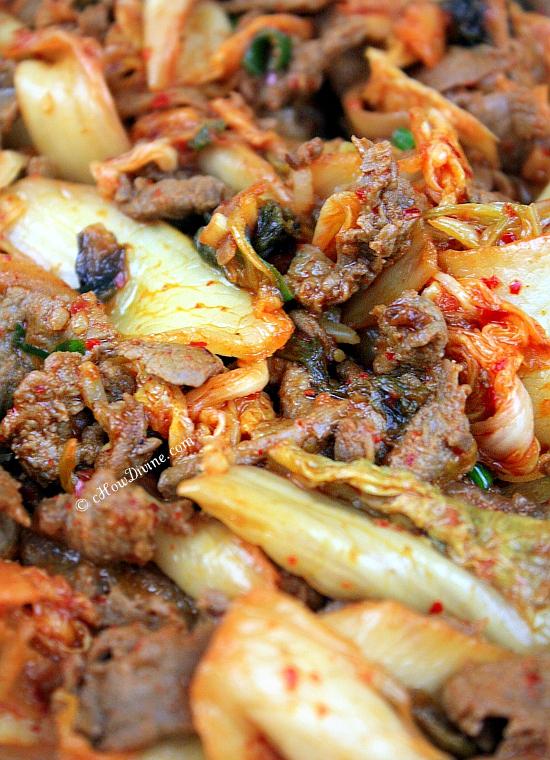 Kimchi Bulgogi | cHowDivine.com