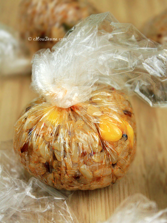 Kimchi Jumuk Bap (Brown Rice) | cHowDivine.com