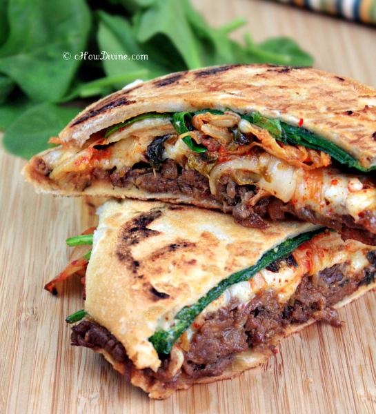 Kimchi-Bulgogi-Sandwiches | cHowDivine.com