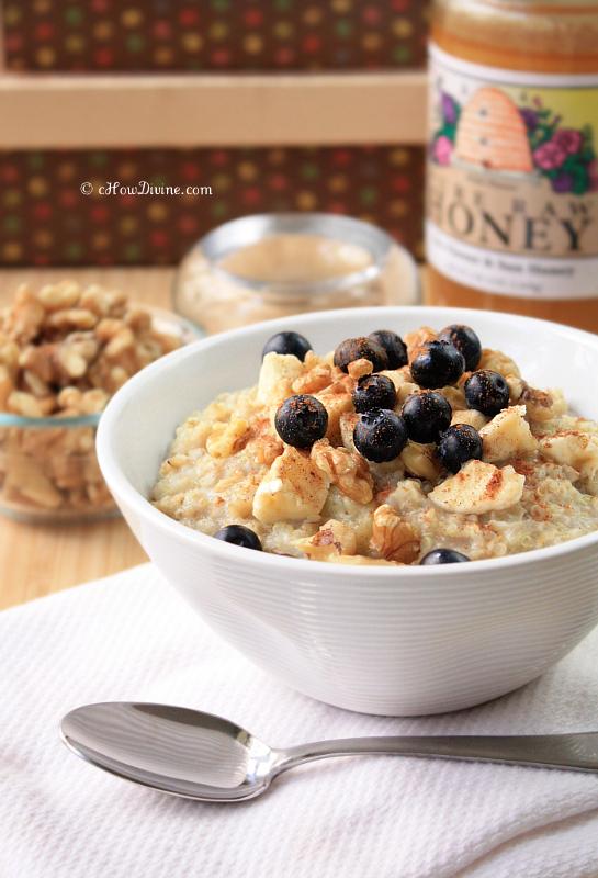 Quinoa+Oatmeal=Quinoatmeal | cHowDivine.com