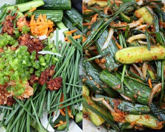 How to Make Cucumber Kimchi | cHowDivine.com